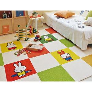 画像5: 【東リ】ディックブルーナパネルカーペット 40cm×40cm ケース(2枚)スマイフィールアタック260と組み合わせ可能