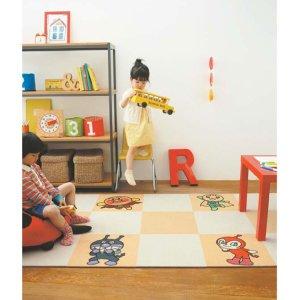 画像4: 【東リ】アンパンマンパネルカーペット 40cm×40cm(2枚単位)スマイフィールアタック260と組み合わせ可能
