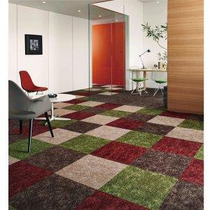 画像4: 【東リ】タイルカーペット GX-3800 GX3801-3805 50cm×50cm ベルベットを思わせる繊細な素材感と深い色彩が、高級感のある空間を演出します。